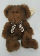 Russ Berrie Bears From the Past Picadilly Bear Plush Stuffed Teddy Sitting Tags