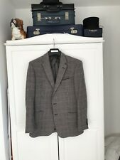 Chester Barrie Houndstooth Jacket/Blazer RRP £499 42S