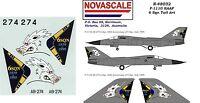 RAAF F-111G Tail Art Decals 6 Sqn Ann 1/48 Scale N48032