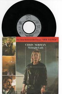 "Chris Norman - Midnight Lady OST Schimanski Tatort 7"" Vinyl Single Schallplatte"