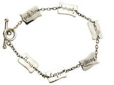 Rune Silver Bracelet