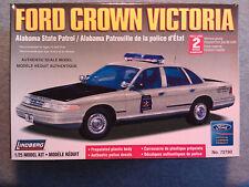 1/25 Scale Lindberg Crown Victoria Patrol Car