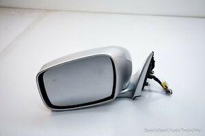 2011 2012 2013 Infiniti M37 M56 LH left Driver Side Door Mirror SILVER OEM 11 12