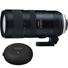 Tamron SP 70-200mm F/2.8 Di VC USD G2 Lens A025 Nikon Full-Frame +TAP-In Console