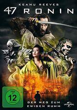 HIROYUKI SANADA,TADANOBU ASANO KEANU REEVES - 47 RONIN  DVD NEU CARL HIRSCH