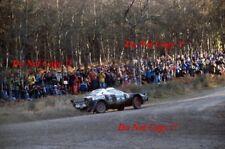 MARKKU ALEN LANCIA STRATOS HF RAC Rally 1978 fotografia 1