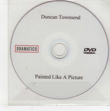(GS41) Duncan Townsend, Painted Like A Picture - DJ DVD
