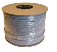6242Y, 1.00mm,100s GRY PVC TWIN & EARTH CABLE,X100Mtrs