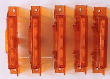 VOLVO VNL, VN, VNM LED CAB MARKER  LIGHT SET 5 PCS- PART NUMBER 85107907