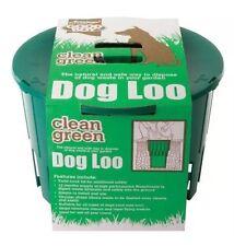 ARMITAGE GOOD BOY DOG WASTE TOILET POO DISPOSAL LOO BIO ACTIVATOR CAPSULES STOCK