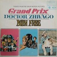 Themes From Grand Prix/Doctor Zhivago/Born Free Vinyl LP.1967 MFP 1243.