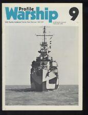 PROFILE PUBLICATION No 9  WARSHIP USS CHARLES AUSBURNE