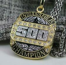 2018 Indianapolis Indy 500 102nd Running Motor Cup Championship Necklace /chain