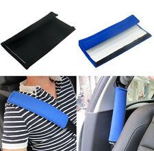 2pcs Cover Shoulder Harness Safety Seat Belt Pad Soft BackPack Car Baby Strap