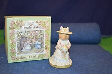 Lovely Royal Doulton Brambly Hedge ''Poppy Eyebright'' Figurine DBH 1 RD6891