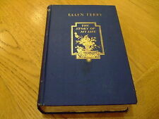 ELLEN TERRY-THE STORY OF MY LIFE-SIGNED-1ST US-1908-HB-G-McCLURE-RARE