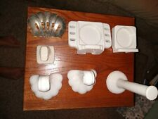 Vintage 1920's lot of Porcelain Bath Fixtures