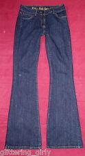 SOUTH Kitty Kick Flare bootflare denim jeans UK 10 long