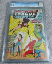 Justice League Of America #23 Cgc 7.0 Origin & 1st Appearance of Queen Bee