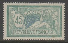 France - 1906, 45c Merson stamp - M/M - SG 304