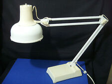 Vintage Anglepoise Workmans Bench Lamp Industrial Style Unbranded