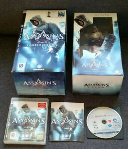 Assassin's Creed Limited Edition PS3  / collector . superbe état