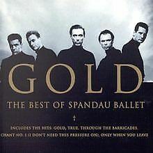 Gold-the Best of von Spandau Ballet | CD | Zustand sehr gut