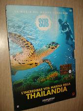 DVD N°1 SUB LA MAGIA DEL MONDO SOMMERSO INCREDIBILE VITA MARINA DELLA THAILANDIA