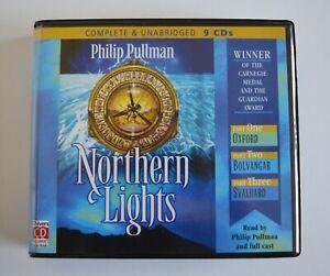 Phillip Pullman: Northern Lights - Unabridged Audio Book - 9CDs - Chivers