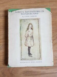 Alice's Adventures in Wonderland illustrated by Arthur Rackham