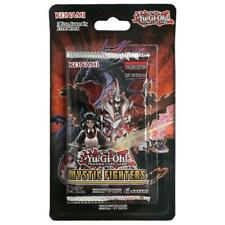 Yu-Gi-Oh! Mystic Fighters Blister booster Pack English 1st Edition sealed