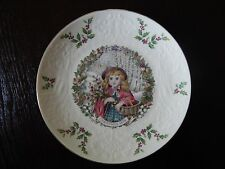 Royal Doulton 1978 Christmas Collector Plate -Second of A Series Mint condition
