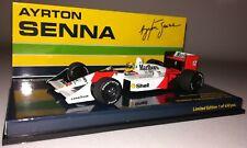 Minichamps McLaren Honda MP4-4 Ayrton Senna 1/43 San Marino GP 1988 'Marlboro'