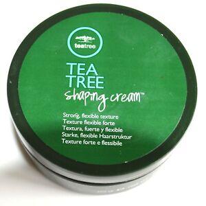 Paul Mitchell Tea Tree Shaping Cream - 3oz.Strong, Flexible Texture