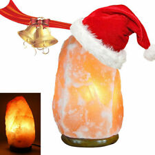 Himalayan Rock Salt Lamp 2-3 KG with Box (17-20 cm long) Pink Crystal Ionizing