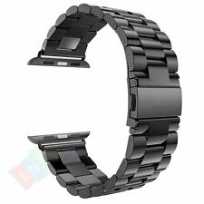 Stainless Steel Strap Metal Wrist Watch Band for Apple Watch Series 5 4 3 2 1