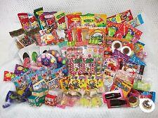 Japanese Dagashi Set Box japan popular candy okashi snack sweets lots 100pcs