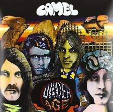 Under Age by Camel (Vinyl, Apr-2012, Sony BMG)