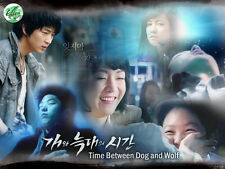 Korean Drama TIME BETWEEN DOG AND WOLF Excellent ENGLISH SUBS