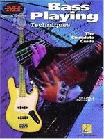 Bass Playing Techniques: Essential Concepts Series [Musicians Institute: Essenti