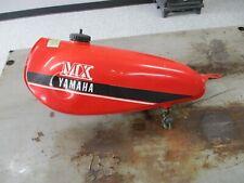 Yamaha Dt100 Fuel Tank Color Oem  77-83 DT100 MX100