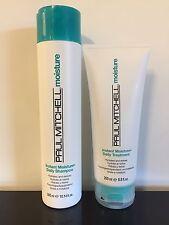 Paul Mitchell Instant Moisture Shampoo & Daily Treatment 10oz Set!