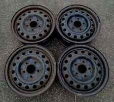 4 x Stahlfelgen 5,5JJx14 5x114,3 ET45 Mazda 626 , Premacy   # 11182