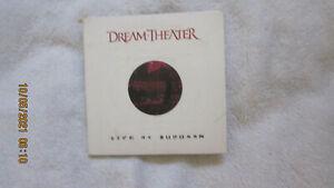 DREAM THEATER LIVE AT BUDOKAN 3 CD SET