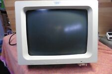 IBM PS/2 or 1 PS / 2 or 1 Monitor Slimline vintage sn 56005 53F5798 1990