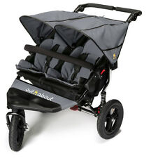 Brand new Out n About nipper 360 double pushchair v4 in Steel grey and raincover