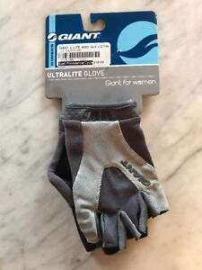 NOS Women's Giant Cycling Ultralite Gloves