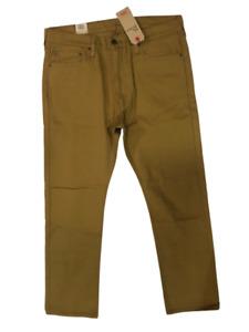 Las Mejores Ofertas En Marron Levi S Levi S 513 Jeans Para Hombres Ebay