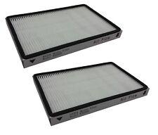 (2) HEPA Filters for Kenmore EF1, 86889, 471186, 53295, 38512,  Vacuum Exhaust