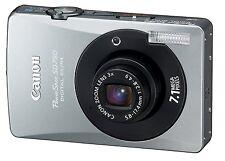 Canon PowerShot Digital ELPH SD750 / Digital IXUS 75 7.1 MP Digital Camera -...